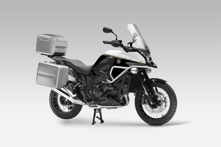 VFR 1200 X 2015 Bianco / Nero Travel Edition